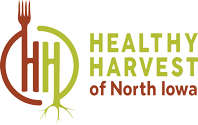 Healthy Harvest of North Iowa Logo